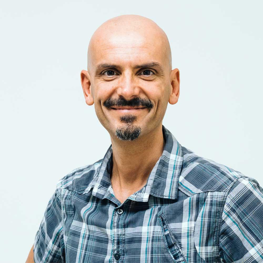 Antonio Andreozzi - Application Consultant